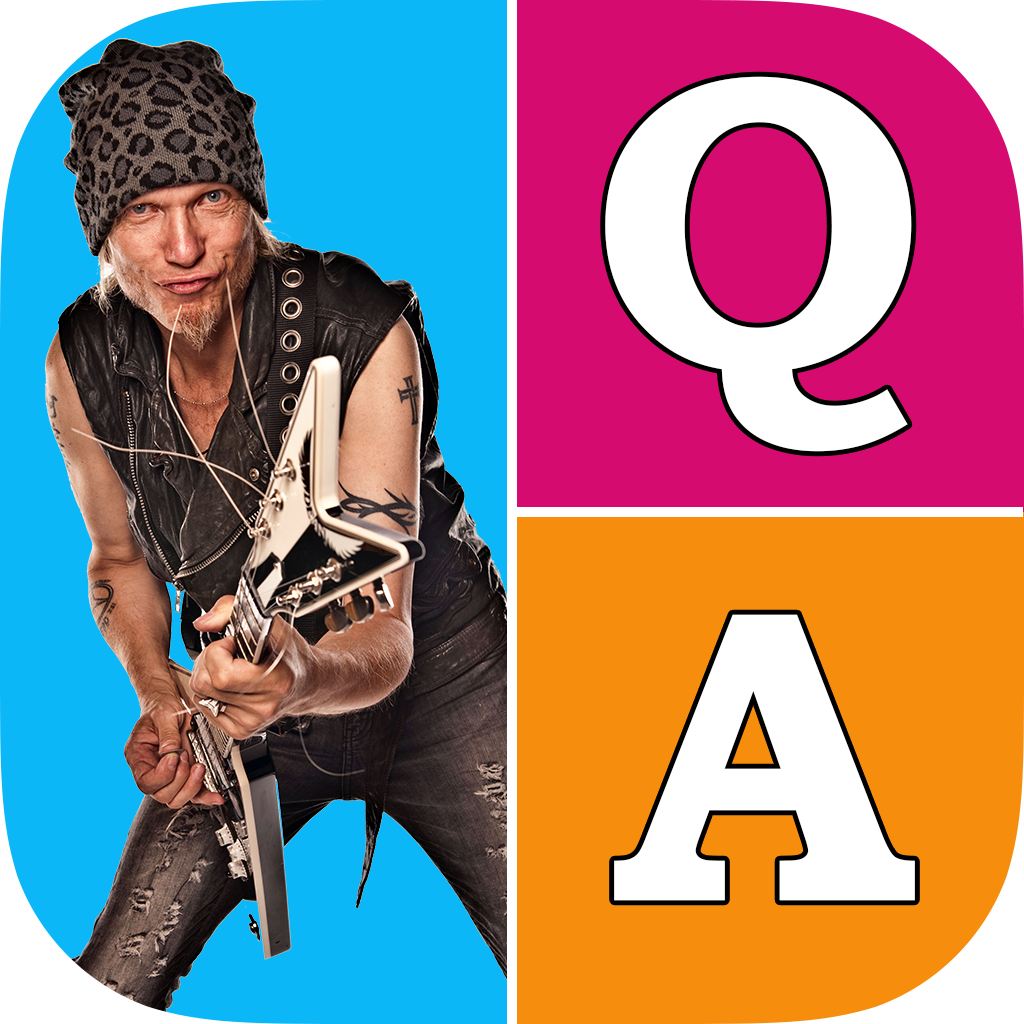 Allo! Guess the Music Band - Rock Fan Trivia  What's the icon in this image quiz
